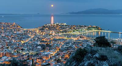 Photograph - Beautiful August II by Elias Pentikis