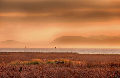 Thomas Kinkade Royalty Free Images - Beautiful HDR sunset l Royalty-Free Image by Judit Dombovari