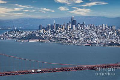 Photograph - Beautiful San Francisco by Kasra Rassouli