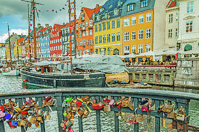 Impressionist Landscapes - Beauty of Copenhagen by Rob Hemphill