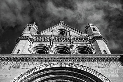 Photograph - Belfast Cathedral, Northern Ireland by Jim Orr