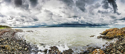 Travel Rights Managed Images - Belfast Lough 1 Royalty-Free Image by Martyn Boyd
