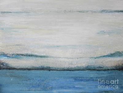 Painting - Beluga Blues by Kim Nelson