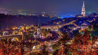 Photograph - Bern Switzerland by Mirza Cosic