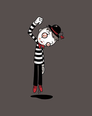 Royalty-Free and Rights-Managed Images - Bestest Mime Ever by John Schwegel