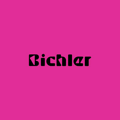 Royalty-Free and Rights-Managed Images - Bichler by TintoDesigns