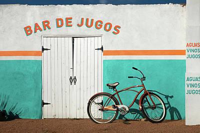 Photograph - Bicycle by KC Hulsman