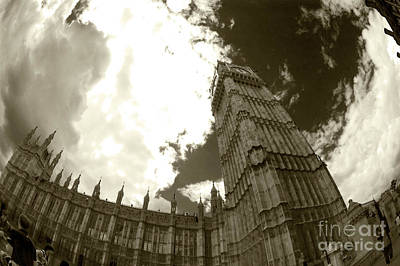 Mistletoe - Big Ben the Great 4 by Micah May