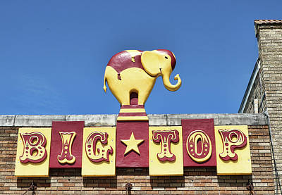 Nirvana - Big Top - Austin, Texas by Allen Beatty