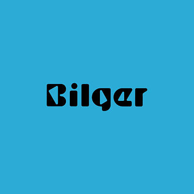 Royalty-Free and Rights-Managed Images - Bilger by TintoDesigns