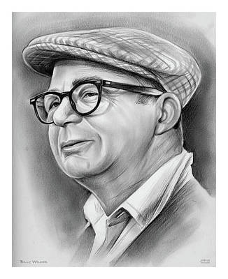 Royalty-Free and Rights-Managed Images - Billy Wilder by Greg Joens