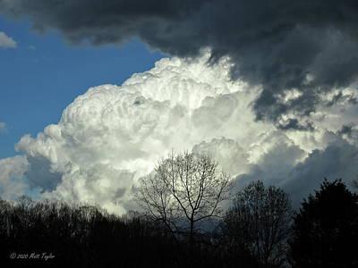 Photograph - Bit Of Convective Eyecandy by Matt Taylor