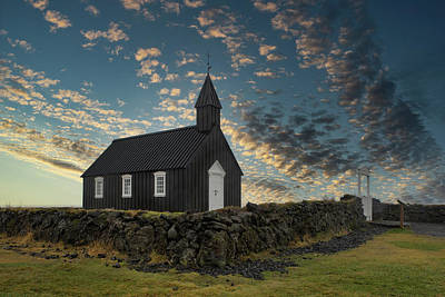 Amy Weiss - Blach Church Sunrise by Jerry Fornarotto