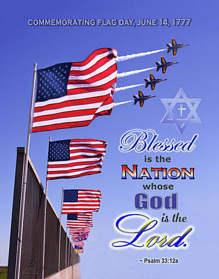 On Trend At The Pool - Blessed Is The Nation Whose God Is The LORD by Brian Tada
