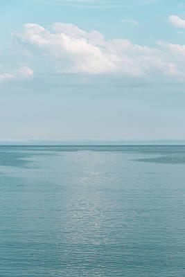 Moody Trees - Blue Atlantic by Jon Bilous