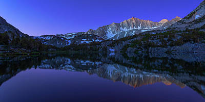 Royalty-Free and Rights-Managed Images - Blue Dawn by Brian Knott Photography