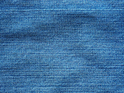Royalty-Free and Rights-Managed Images - Blue Denim Background by Julien