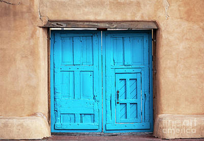Michael Jackson - Blue Door by Roselynne Broussard