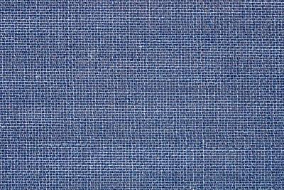 School Teaching - Blue linen texture closeup photo background.  by Julien
