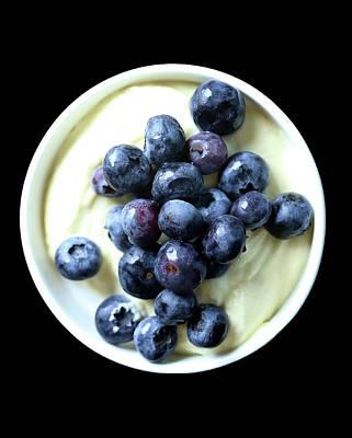 American Milestones - Blueberry Dream by Johanna Hurmerinta