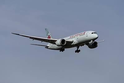 Achieving - Boeing 787 Air Canada by David Pyatt