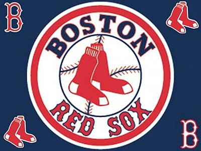 Railroad - Boston Red Sox  by Michael Stout