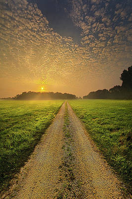 Vintage Automobiles - Bound To Nowhere by Phil Koch