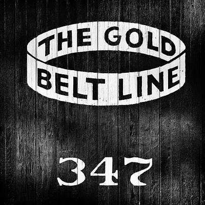 Just Desserts - Boxcar 347 - Gold Belt Line by Stephen Stookey