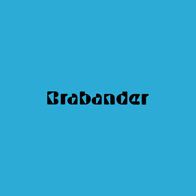 Royalty-Free and Rights-Managed Images - Brabander by TintoDesigns