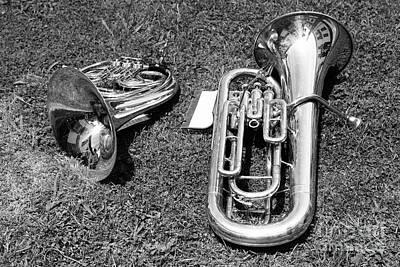 Keith Richards - Brass musical instruments by Gaspar Avila