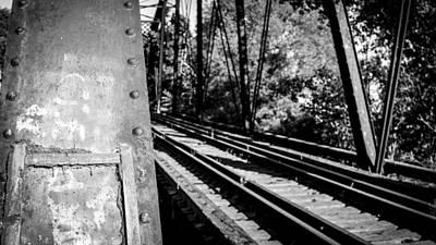 Photograph - Bridge by Janna Jensen