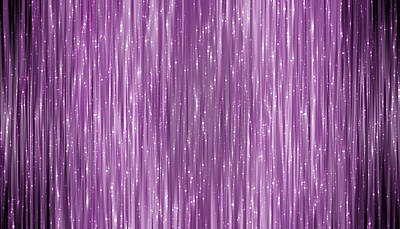 Royalty-Free and Rights-Managed Images - Bright abstract pink background with glitter by Julien