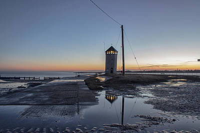 Royalty-Free and Rights-Managed Images - Brightlingsea Sunsets by Martin Newman