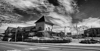 Photograph - Bristol Union Railway Station by Jim Cook