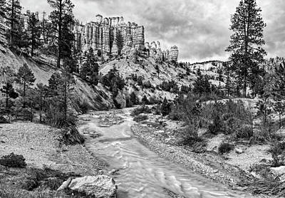 Rights Managed Images - Bryce Canyon Landscape Royalty-Free Image by Francis Sullivan