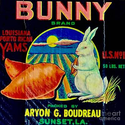 Beastie Boys - Bunny Brand Yams by Modern Art