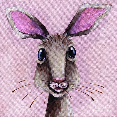 Royalty-Free and Rights-Managed Images - Bunny Two by Lucia Stewart