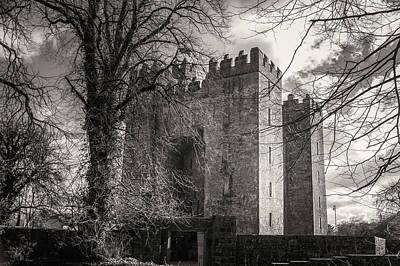Studio Grafika Typography - Bunratty Castle by Rob Hemphill