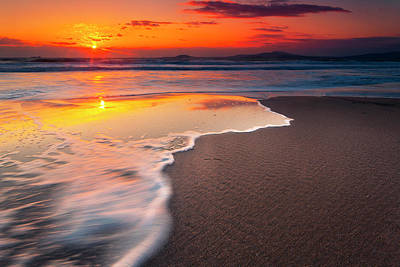 Everett Collection - Burgas Beach by Evgeni Dinev