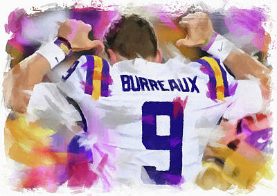 Sports Royalty-Free and Rights-Managed Images - Burreaux by Ricky Barnard
