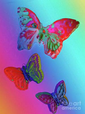 Just Desserts - Butterflies by Karen Tauber