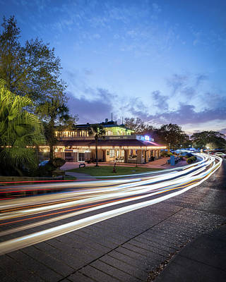 Photograph - Cafe du Monde- City Park by Chase This Light Photography