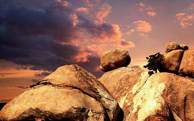 Photograph - California Rocks by Bob Pardue