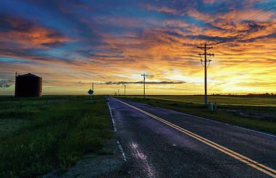 Photograph - Calm After The Storm by Steve Sullivan