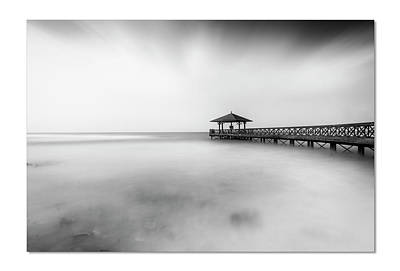 Photograph - Calmness Part Iv by Christian Redermayer