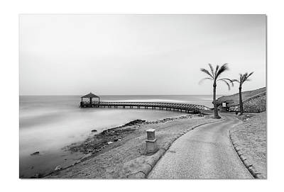 Photograph - Calmness Part V by Christian Redermayer