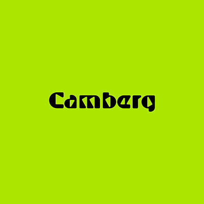 Royalty-Free and Rights-Managed Images - Camberg by TintoDesigns