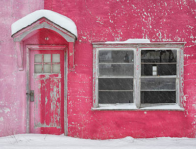 Royalty-Free and Rights-Managed Images - Candy Cane Motel by Darren White