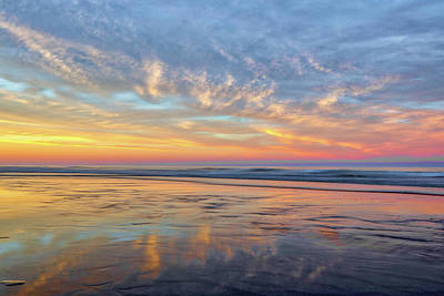 Graduation Hats - Cape Cod National Seashore Sunset Bliss by Juergen Roth
