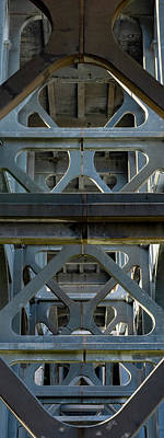 Landscapes Royalty-Free and Rights-Managed Images - Cape Creek Bridge by Pelo Blanco Photo